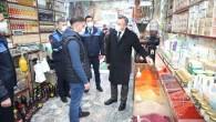 Akdeniz zabıtasından fahiş fiyat ve Covid-19 denetimi