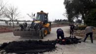 Akdeniz Belediyesi Fen İşleri ekipleri çalışmalarını aralıksız sürdürüyor