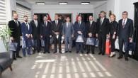 Mersin'de başarılı narkotik personeli ödüllendirildi
