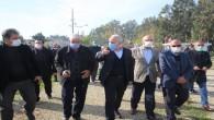 Başkan Gültak, mahalle ziyaretlerini sürdürüyor