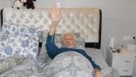 İki kez solunumu, bir kez kalbi durdu; 89 yaşında Covid'i yendi