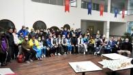 Rusya ve Kazakistanlı sporcular Mersin'de kamp yapıyor