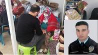Şehit polisin acı haberi Mersin'deki ailesine ulaştı
