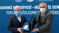 Akdeniz'de toplu iş sözleşmesi protokolü imzalandı