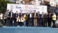 Tarsus Belediyesinden iki günde 10 açılış