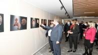 Vali Su, 'Geçmişten Günümüze Kadın Portreleri Sergisi'ni ziyaret etti