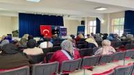 Akdeniz Belediyesinde kadınlara yönelik eğitim seminerleri sürüyor