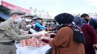 18 Mart'ta Çanakkale menüsü Toroslar Belediyesinden