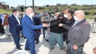 Başkan Gültak mahalle ziyaretlerini sürdürdü