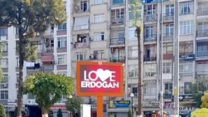 Erdoğan görseline Başkan Gültak'tan tepki