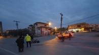 Mut'ta kaza: 1 yaralı