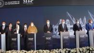 Bakan Karaismailoğlu, Mersin Limanı Genişleme Projesi'nin temelini attı