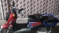 Tarsus'ta motosiklet hırsızı yakalandı