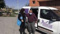 Akdeniz'de Umuda Yolculuk Projesi ile onkoloji hastalarına destek
