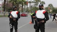 Mersin 7 bin polise emanet