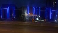 Yenişehir Belediyesi, 'Mavi Işık Yak Kampanyası'na destek verdi