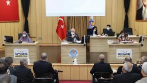 Akdeniz Belediye Meclisi Nisan Ayı Toplantısı yapıldı