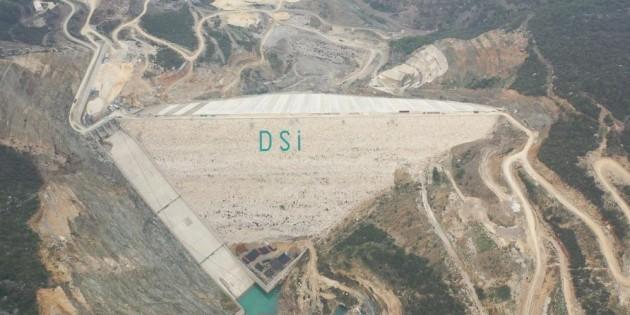 Tarsus Pamukluk Barajı bu yıl hizmete giriyor