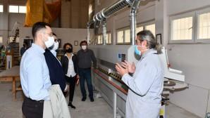 Spark Yetkilileri Mersin Üniversitesi'ni Ziyaret Ederek Gerçekleştirilen Yatırımları Yerinde İnceledi