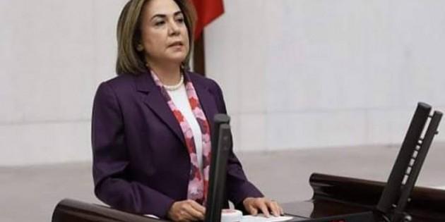 AK PARTİLİ YILMAZ'DAN ABD BAŞKANI BİDEN VE HDP'YE SERT ELEŞTİRİ