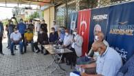 """""""Çay Mahallesindeki bozuk yolların müsebbibi MESKİ ve Büyükşehir Belediyesi"""""""