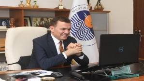 Başkan Özyiğit, Kılıçdaroğlu'na pandemi çalışmalarını anlattı