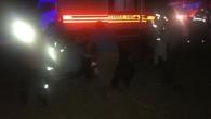 Tarsus'ta trafik kazası: 1 ölü, 2 yaralı