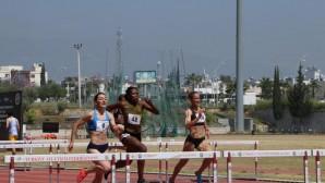 Atletizm Olimpik Deneme Yarışmaları, Mersin'de başladı