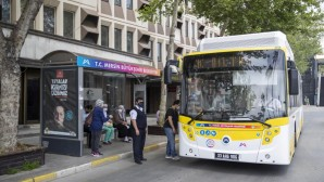 Çevre dostu belediye otobüsleri sefere başladı