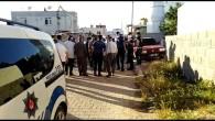 Çocukların kavgasında 1'i polis 2 kişi yaralandı