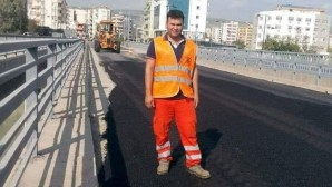 Gülnar'da silindirin altında kalan işçi öldü