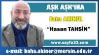 Hasan TAHSİN