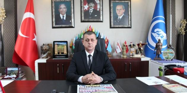 """ÜLKÜ OCAKLARI'NDAN """"3 MAYIS MİLLİYETÇİLER GÜNÜ MESAJI"""""""