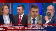 """Yılmaz, """"CHP HDP'nin içine, HDP CHP'nin içine girmiş"""""""