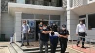 Mersin'deki organize suç örgütü operasyonu zanlıları adliyeye sevk edildi