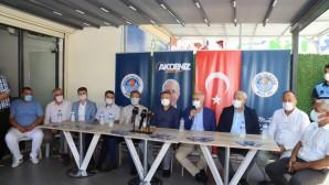 Başkan Gültak, Üçocak sakinlerine, bölgede gerçekleştirdikleri projeleri anlattı