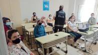 'En İyi Narkotik Polisi Anne' projesi eğitimleri sürüyor