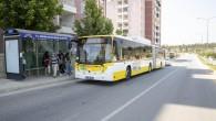 Çevre dostu belediye otobüslerinin 3'üncü partisi de geldi