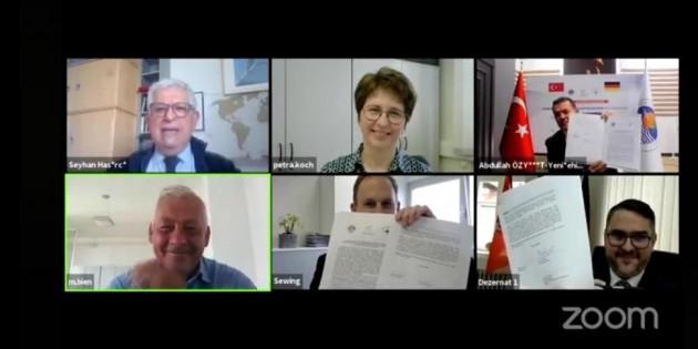 Yenişehir Belediyesi gençlere yurt dışında eğitim ve iş imkanı sağlayacak
