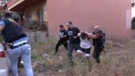 Mersin'de organize suç örgütü üyelerine nefes kesen operasyon
