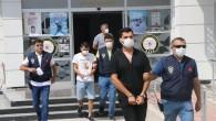 Taksi ile genci zorla kaçırmak isteyen 7 kişi tutuklandı