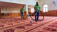 Toroslar Belediyesi, yaylalardaki ibadethaneleri temizledi