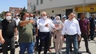 Başkan Gültak, Kazanlı, Homurlu ve Adanalıoğlu'nun altyapı sorunu için elini taşın altına koydu