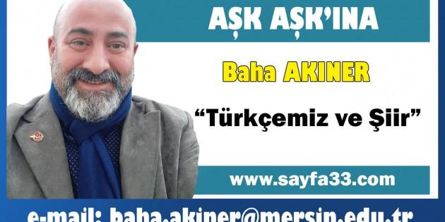 Türkçemiz ve Şiir