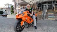 Motor tutkunları pazar günü Moto Drag Yarışında buluşacak