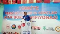 Akdeniz Belediyesporlu milli boksör Gülizar Kara, Dünya Şampiyonasına katılacak