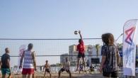 2. Siteler Arası Plaj Voleybolu Turnuvası başladı