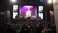Büyükşehir Belediyesinin yaz konserleri sürüyor