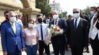 """KKTC Cumhurbaşkanı Ersin Tatar: """"Federasyon masallarına dur dedim"""""""
