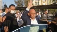 Emniyet Müdürü Mehmet Şahne Mersin'den ayrıldı